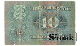10 Крон 1937 год - А 3973487