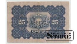 LATVIA , 25 LATI 1928 gads  - A436205