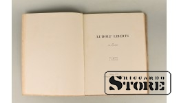 Книга, Ludolf Liberts, 1938 г.