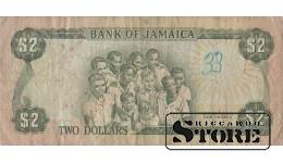 2 DOLLARS, Jamaica