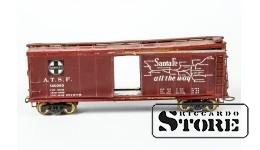 Train Miniature 8091 HO Sand Springs Ry 40' Outside Braced Boxcar