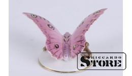 Фарфоровая статуэтка «Бабочка» Кузнецова