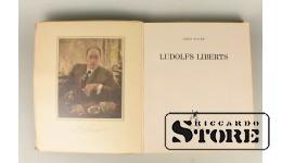 Книга, Янис Силиньш, Ludolfs Liberts, 1943 г.