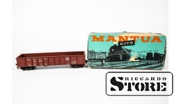 MODEL Vintage HO Scale Mantua Gondola Car Pennsylvania