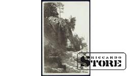 Старинная открытка времён Ульманиса Стабура