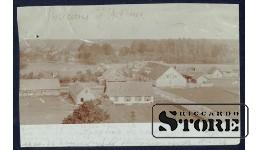 Коллекционная открытка Российской Империи Деревня