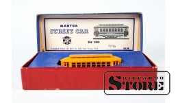 MODEL Old Vintage Mantua Street Car Kit