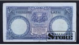 LATVIA , 50 LATI 1934 GADS - 645592