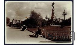Старинная открытка Таллинн