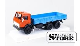 Модель автомобиля, КАМАЗ грузовик