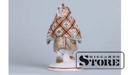 Фарфоровая статуэтка «Укутыш»
