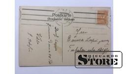 Atklātne. Rīga, Городской каналъ. 20. gs. sākumā.
