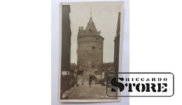 Atklātne. Rīga. Pulvertornis 1920-30-e gadi.