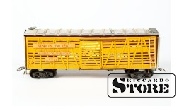 MODEL Livestock Cattle Freight Train Car