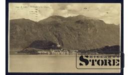 Старинная открытка Российской Империи Береговая Линия