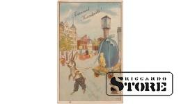 Старинная Пасхальная открытка - 5