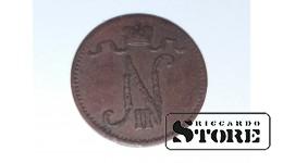 Финляндия 1 пенни 1901