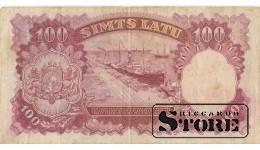 100 lati 1939 gads