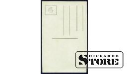 Старинная открытка времён Ульманиса. Латышка в белом платье