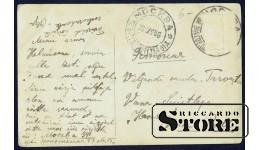 Старинная открытка РСФСР Куропатки