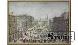 Прибытие кайзеровской семьи зимой в Вену
