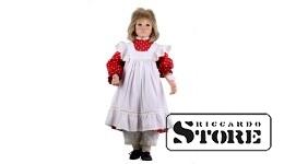 Фарфор, Кукла , Германия , Автор - John Nissen , 1995 год , 75 см