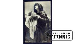 Коллекционная открытка времён Ульманиса Roma