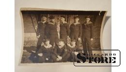 Моряки. Довоенная Латвия