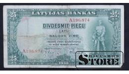 LATVIA , 25 LATI 1938 GADS - A196874