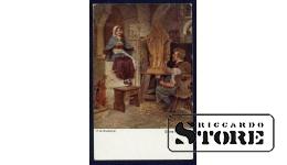 Коллекционная открытка Мадонна