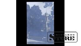 Открытка, Башня с петухом, 1932