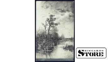 Коллекционная открытка Осень