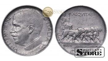 Италия , 50 сантим 1925 ГОД