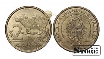 Уругвай , 2 песо , 2012 год
