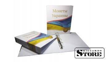 Альбом для монет Украины, Optima, без листов.