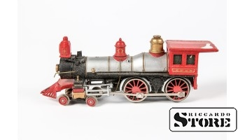 Model Steam Locomotive Thomas Rogers Union Pacific Metal