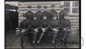 Довоенная Латвийская армия. (1)