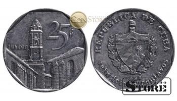 Куба , 25 сентаво 1994 год
