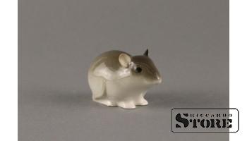 Статуэтка, Мышка  ,Фарфор ,3 см