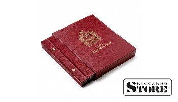Футляр для альбомов толщиной 25 мм, цвет «Бордо»