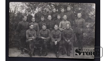 Солдаты - ДОВОЕННАЯ ЛАТВИЙСКАЯ АРМИЯ.(22)