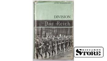 Книга, Title: Division Das Reich - Band 1: 1934 - 1939 , 1971 год