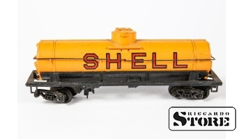MODEL Tyco Tanker Car Shell Ho Scale Train Car