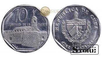 Куба , 10 сентаво 2000 год