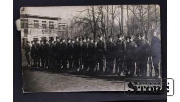 Офицеры латвийской армии (26)