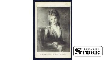 Коллекционная открытка Луция Десмоулинс