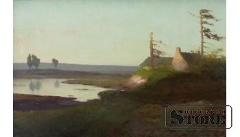Парижский пруд (Сергей Николаевич Салтанов)