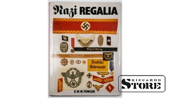 Книга,Nazi Regalia 1993 год