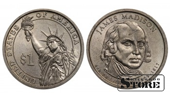 1797-1801 USA United States of America (1981 - 2021) Coin Coinage Standard 1 dollar KM#404 #US484
