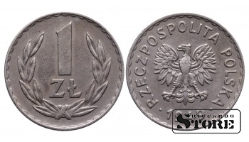 Польша, 1 злотый 1949 год